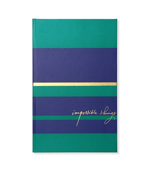 Impossible Things Notebook
