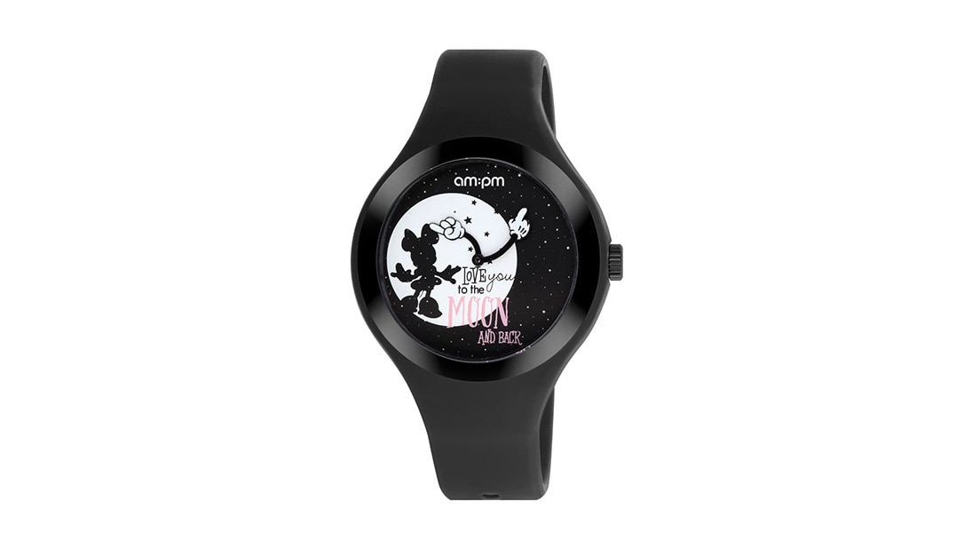 Mickey Mouse AM:PM Watch