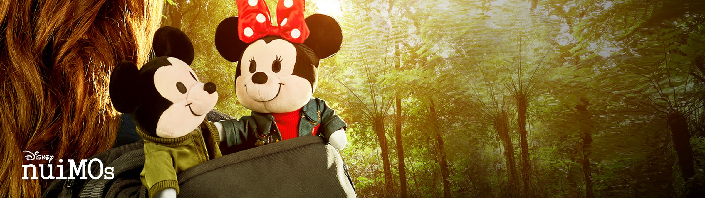 Disney nuiMOs | shopDisney | Mickey and Minnie | Forest