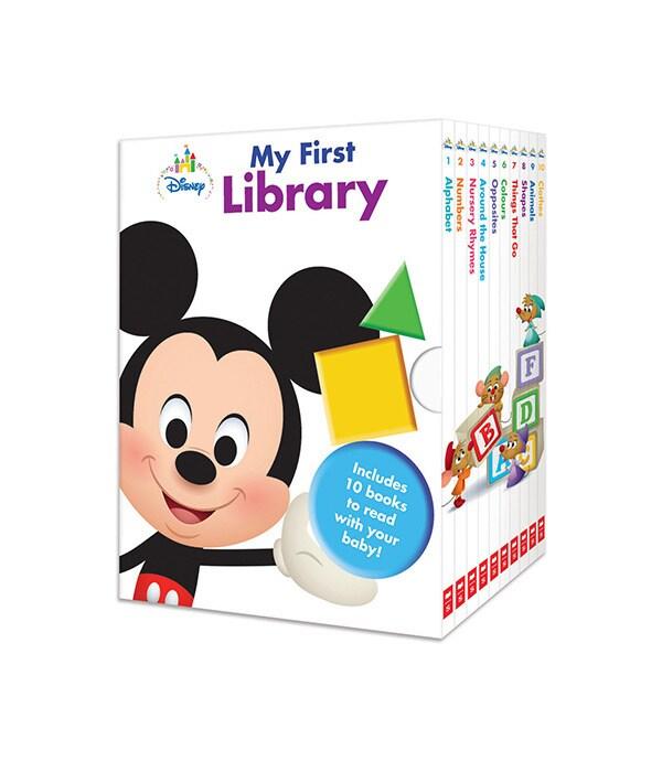 Disney Baby Library