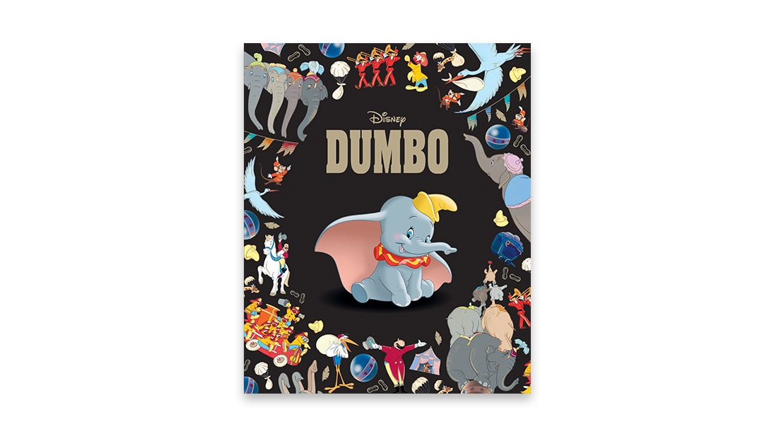 Dumbo Classic Collection Book