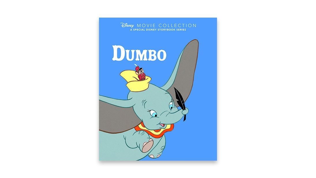 Dumbo Movie Collection Book