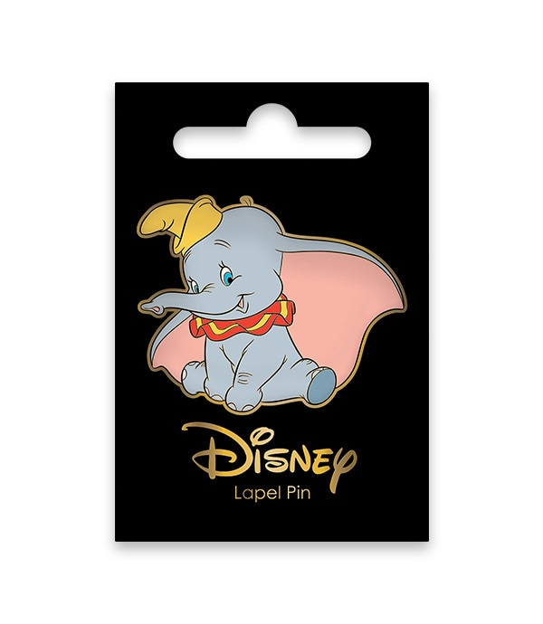 Dumbo Lapel Pin