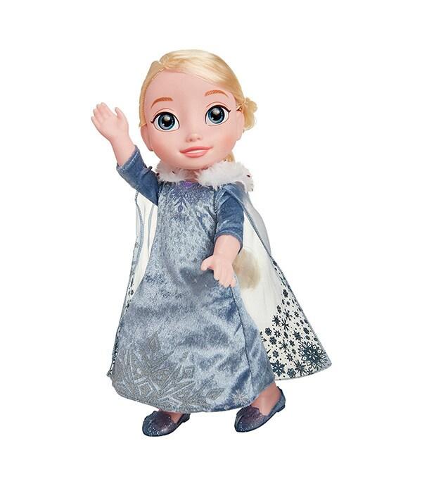 Olaf's Frozen Adventure Elsa