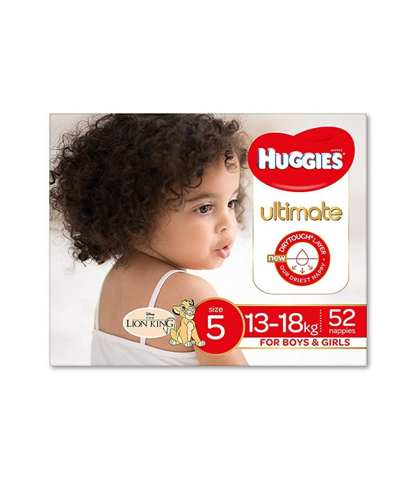Lion King Huggies Range