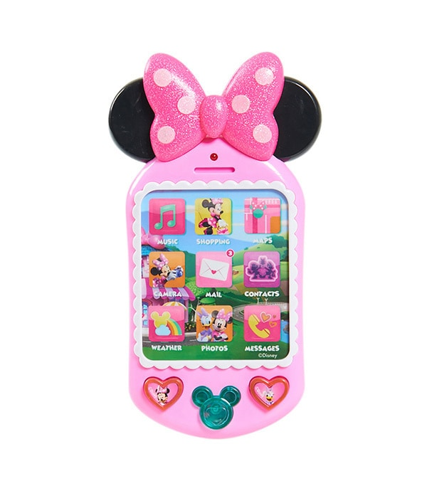 Minnie Mouse Cell Phone
