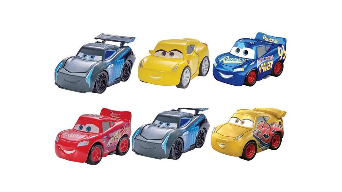 Shop - Disney Pixar - Cars - Mini Racers - Assorted