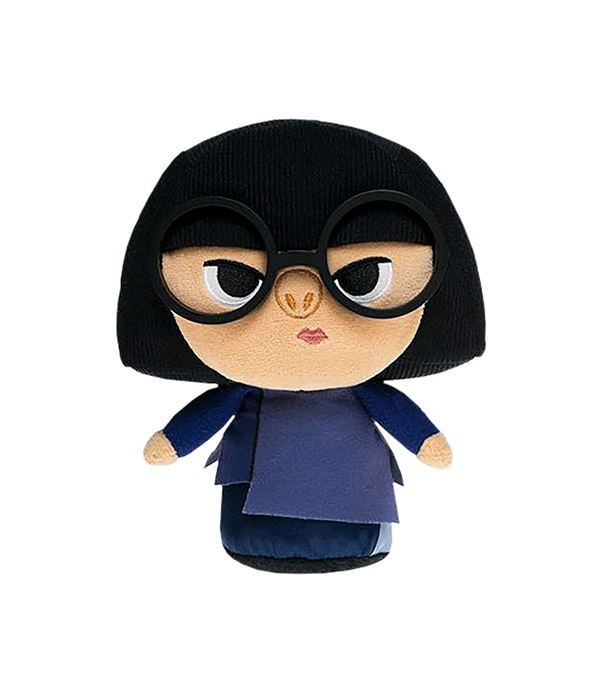 Shop - Disney Pixar - Incredibles - Edna Mode Plush