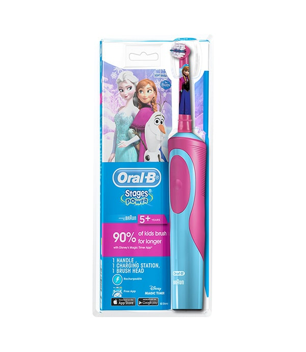 Frozen Oral-B Products