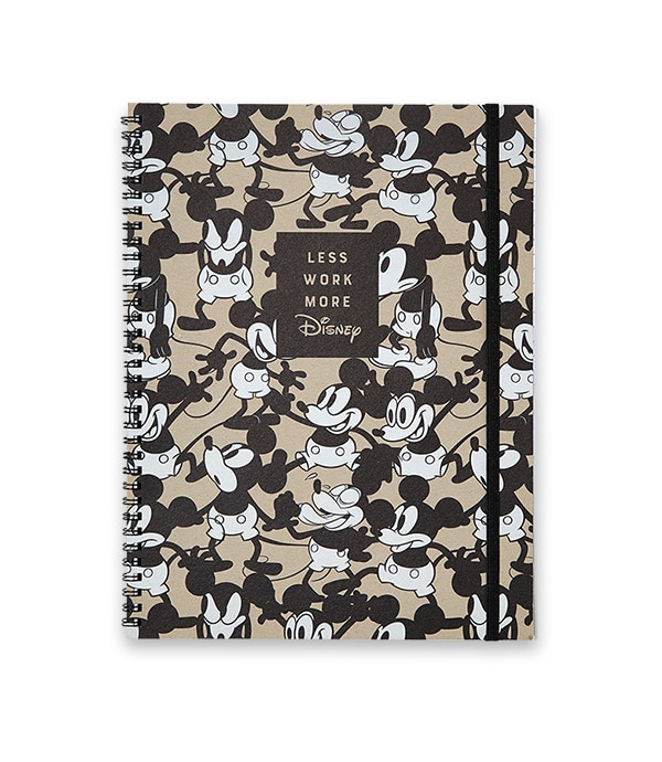 Mickey Notebook