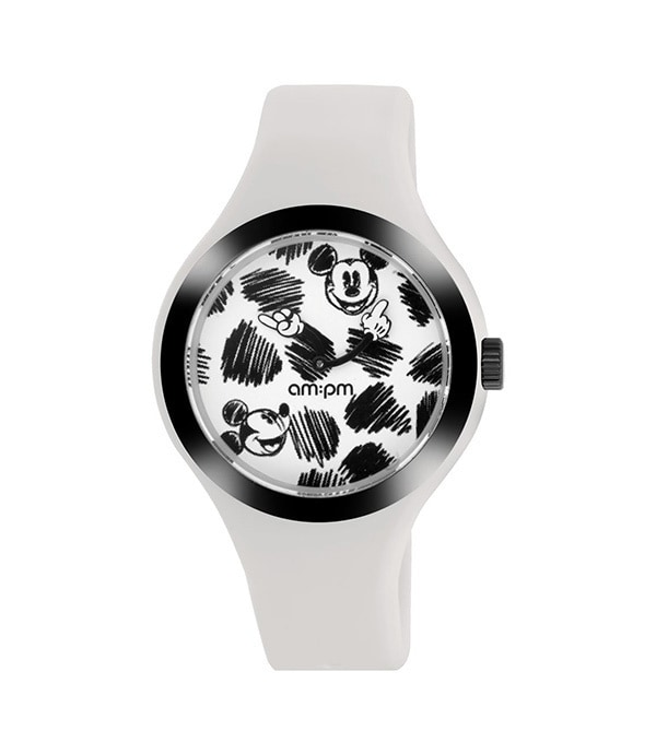 Mickey Mouse Sketch Watch