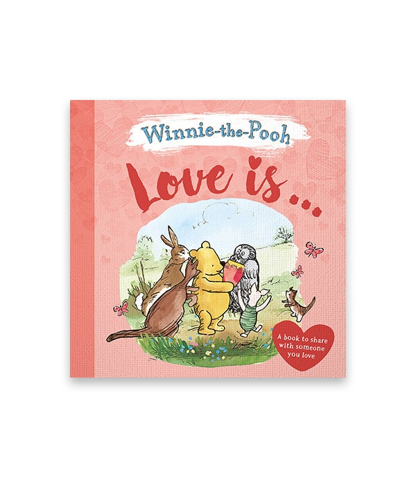 Love Is Poo Story Book