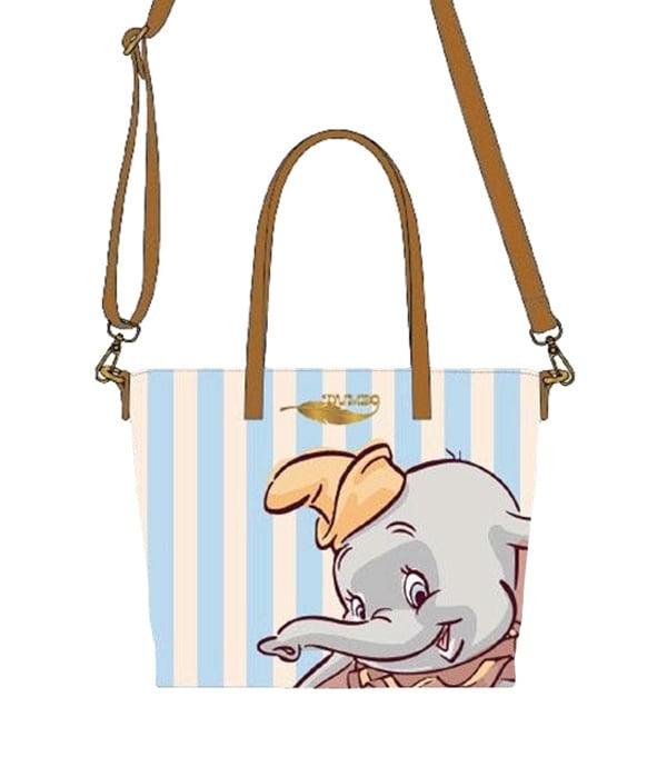 Dumbo Striped Tote Bag