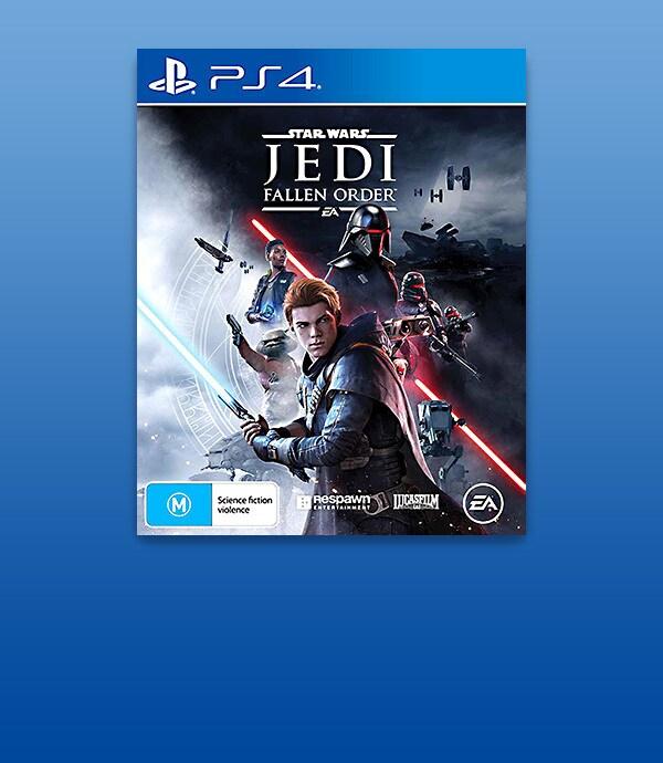 Jedi: Fallen Order at EB Games