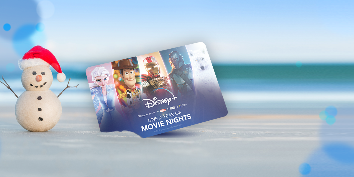 Disney+ gift subscriptions for new subscribers