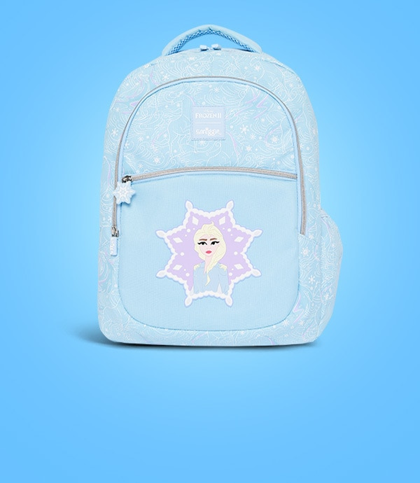 Frozen backpack from Smiggle