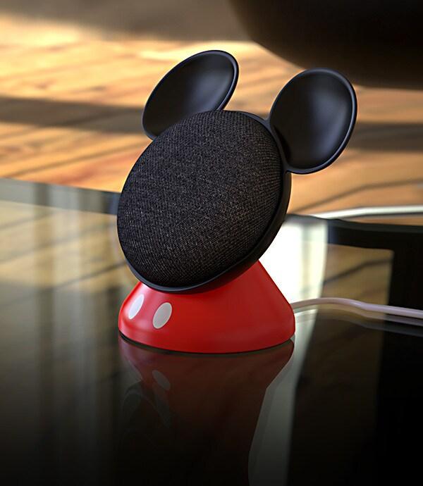 Mickey | Google Home Accessories