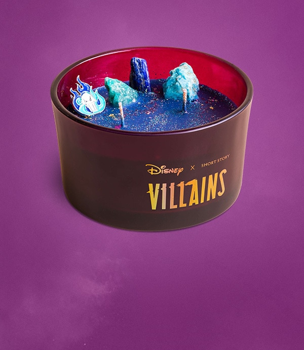 Disney Halloween Candles by Short Story