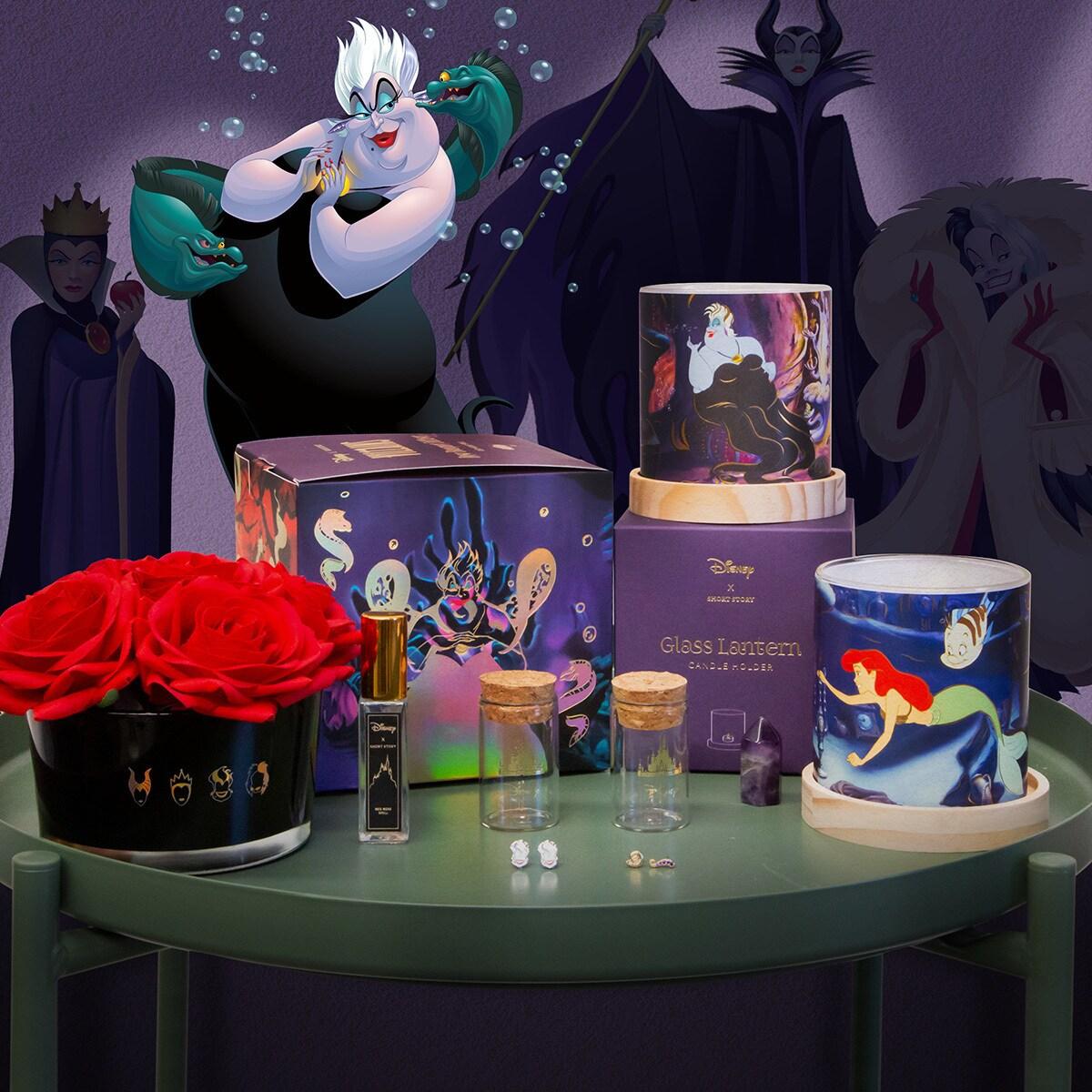 Disney Halloween Villains Short Story Collection