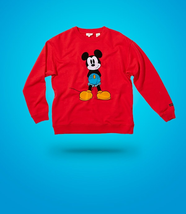 Shop | Home | Featured Product | Levis' Mickey's 90th Collection