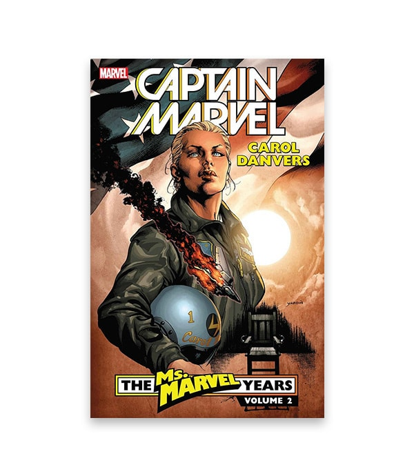 Captain Marvel The Ms. Marvel Years Vol. 2
