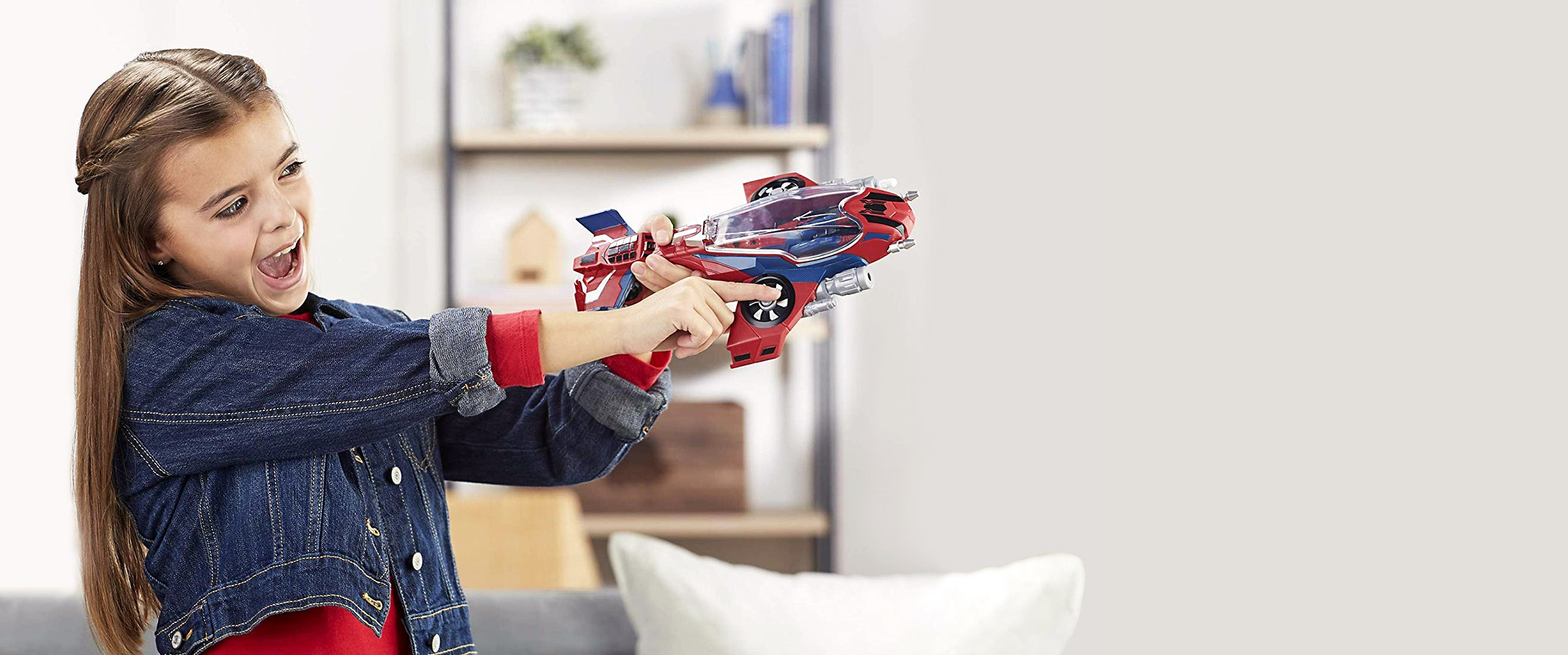 Shop   Shop Marvel   Hero   Spiderman Toys Big W
