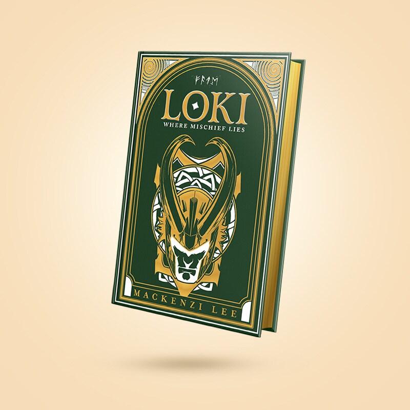 Loki: Where Mischief Lies hardcover