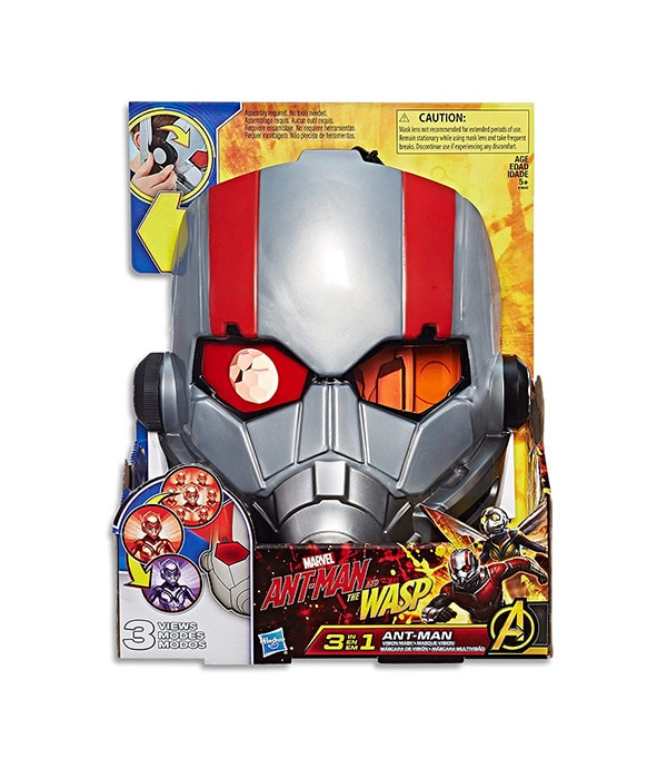 Shop Marvel - Toys - Ant-Man & The Wasp 3 in 1 Vision Mask