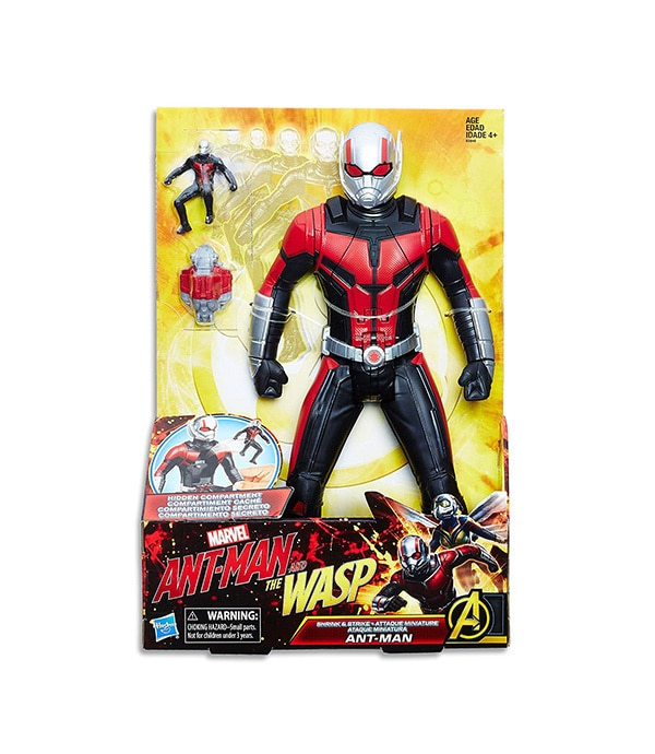 Shop Marvel - Toys - Ant-Man & The Wasp Shrink and Strike Figure