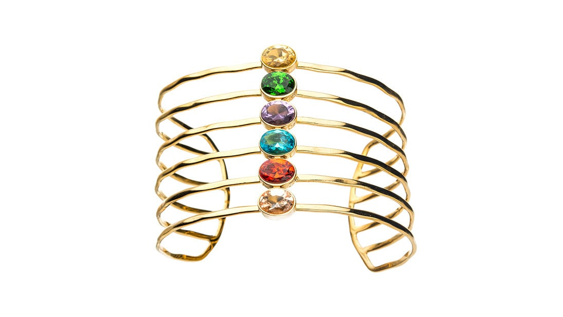 Shop Marvel - Clothing and Accessories - Infinity Gems Bracelet