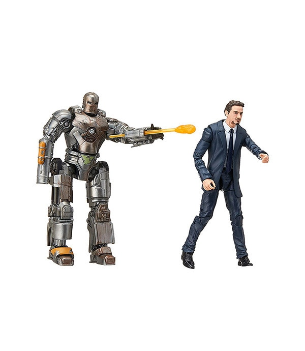 Shop Marvel - The First Ten Years - Tony Stark and Iron Man Mark I Action Figure