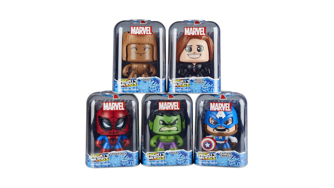 Shop Marvel - Toys - Assorted Marvel Mighty Muggs