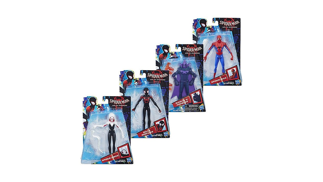 Shop Marvel - Products We Love - Spider-Verse Figure Assorted