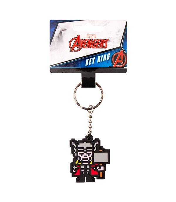 Shop Marvel - Products We Love - Thor 8-Bit Keychain