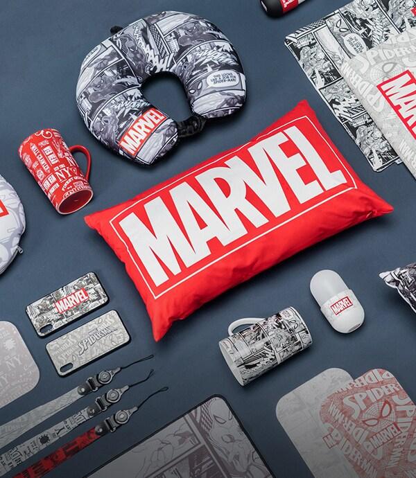 Marvel at Miniso