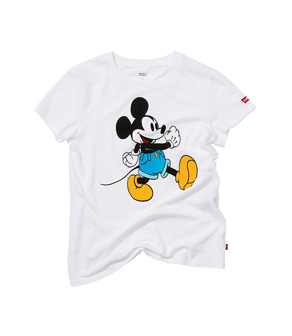 Shop | Mickey Mouse | Mickey for Me | Levi's® Meets Mickey Tee