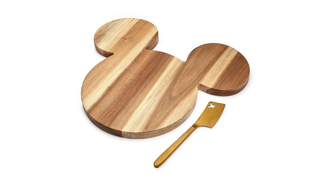 Shop   Mickey Mouse   Gifts for Mickey fans   Salt&Pepper Mickey Cheese Board