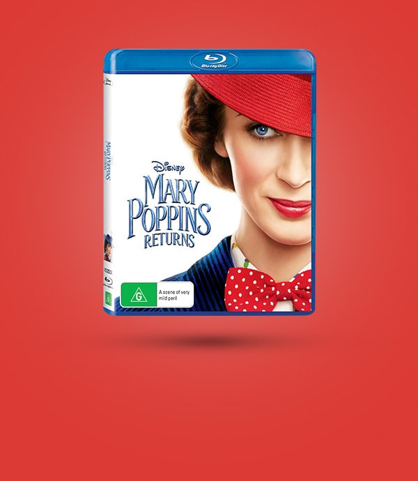 Mary Poppins Returns HE