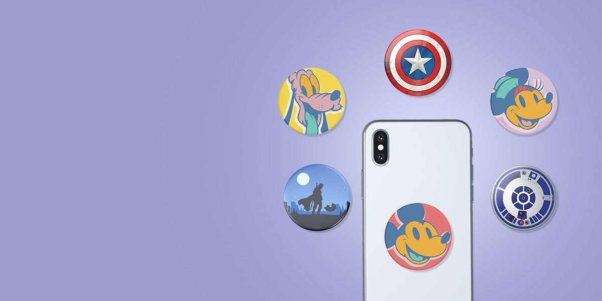 Shop the PopSockets Disney collection