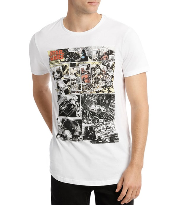 Solo Mission Comic Tee