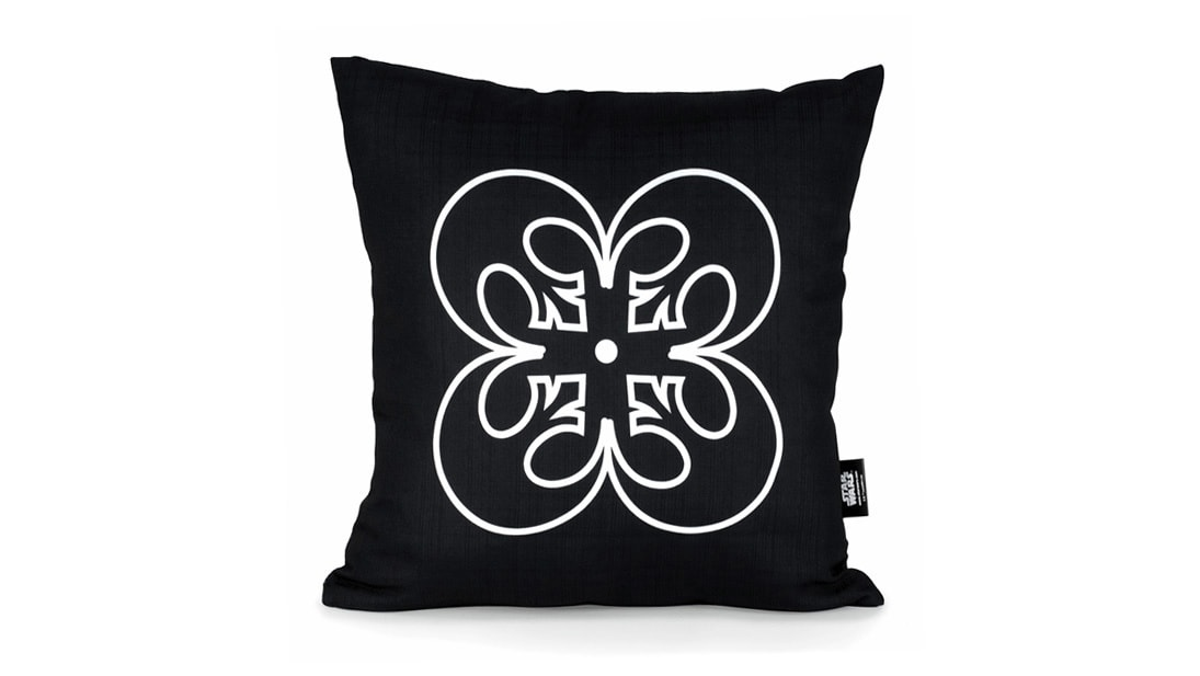 Rebel Illusions Outdoor Pillow