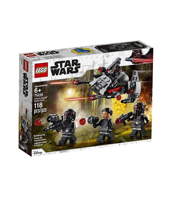 LEGO Inferno Squad Battle