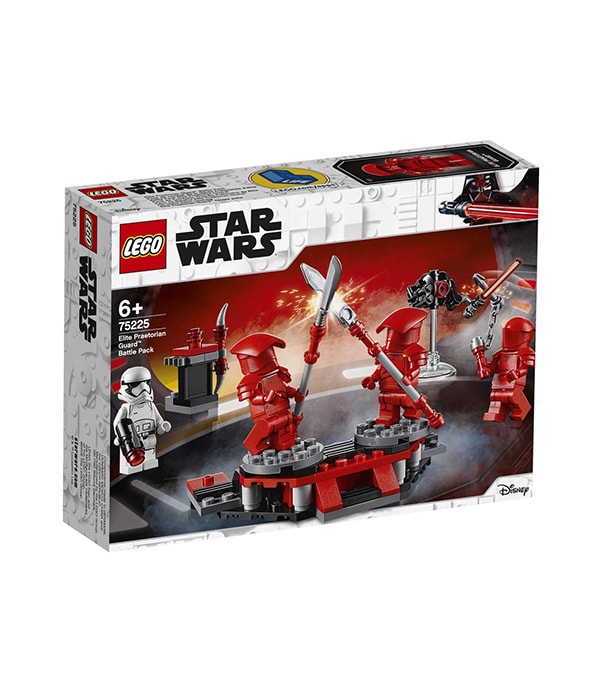 LEGO Elite Praetorian Guard Battle