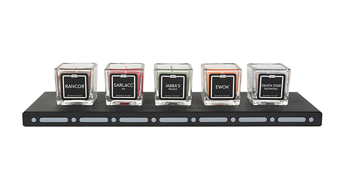 Empire Strikes Back Candle Set