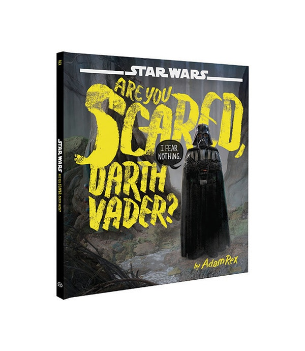 Shop - Star Wars - Novelty and Books - Are You Scared, Darth Vader?