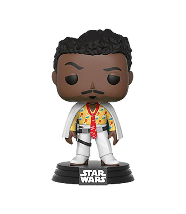 Shop - Star Wars - Toys - Lando Calrissian Pop! Vinyl Figure