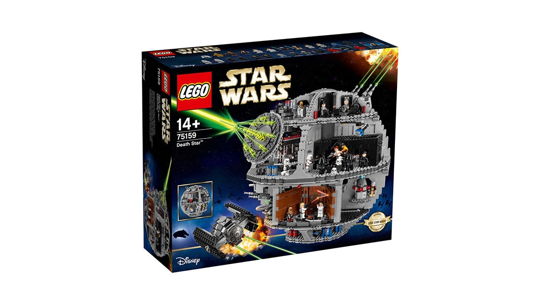Shop - Star Wars - Toys - LEGO Death Star
