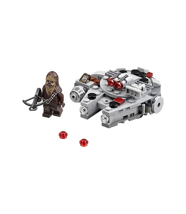 Shop Star Wars - Toys - LEGO Millennium Falcon Microfighter