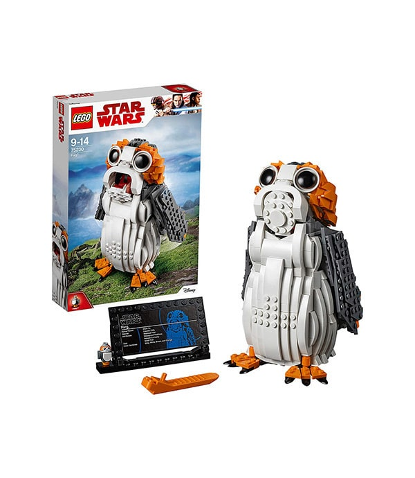Shop Star Wars - Products We Love - LEGO Porg