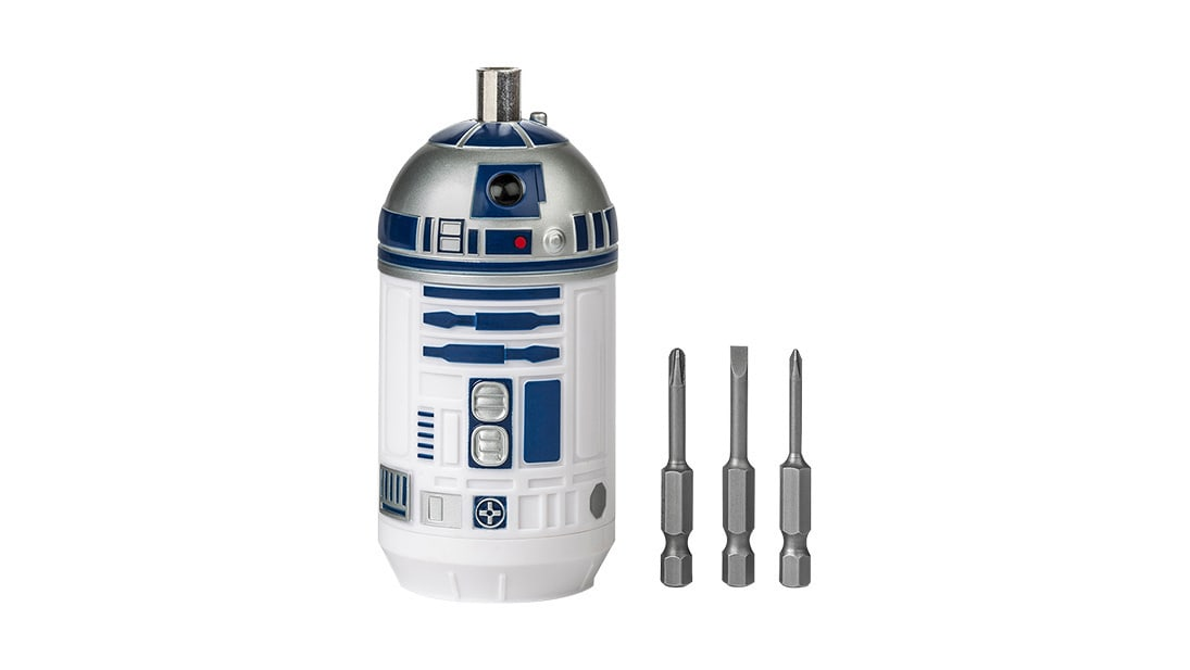 Shop - Star Wars - Novelty and Books - R2-D2 Screwdriver Set